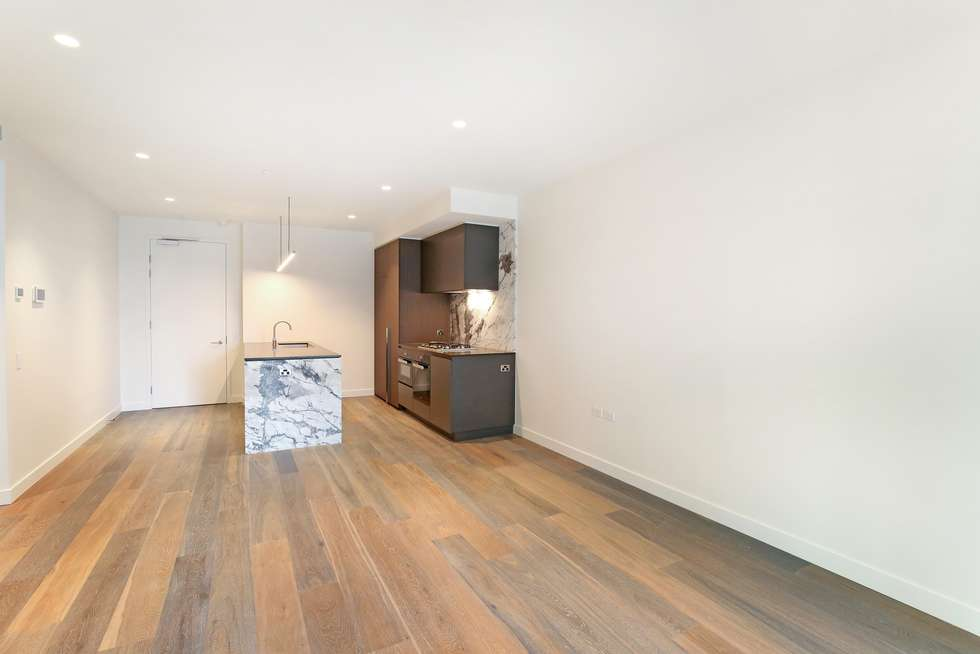 Second view of Homely apartment listing, 2304/433 Collins Street, Melbourne VIC 3000