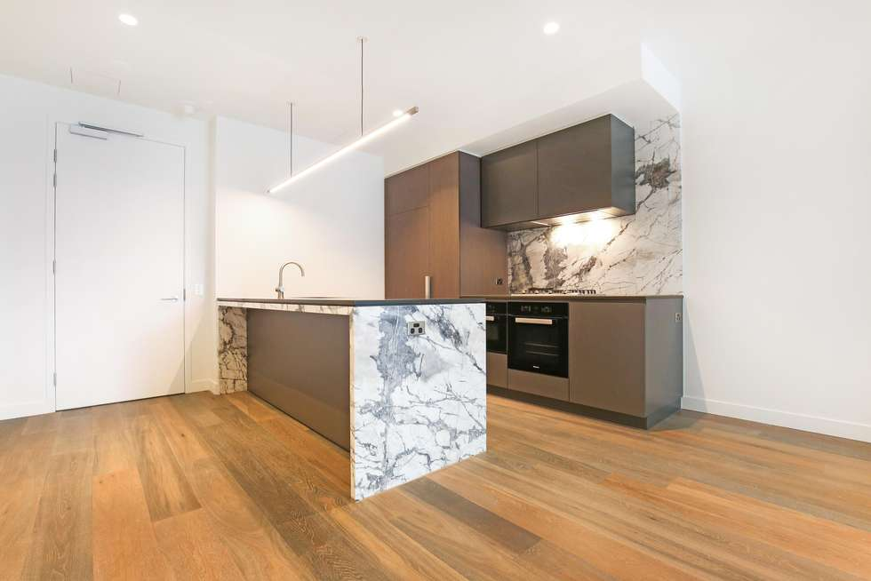 Third view of Homely apartment listing, 2304/433 Collins Street, Melbourne VIC 3000