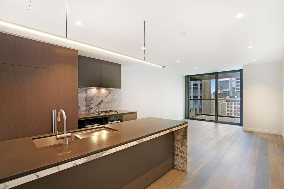 Fourth view of Homely apartment listing, 2304/433 Collins Street, Melbourne VIC 3000