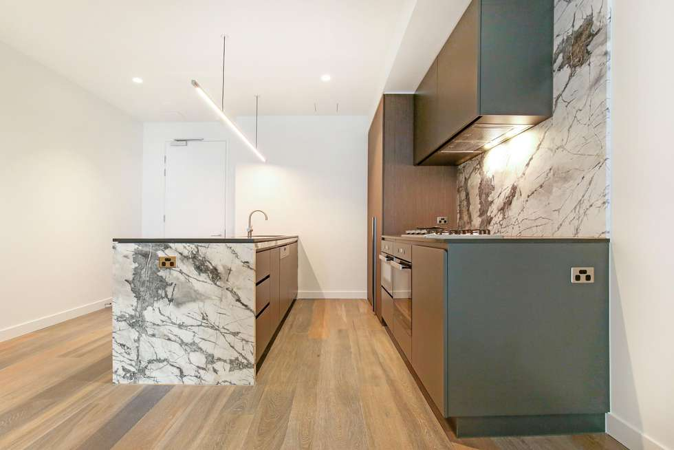 Fifth view of Homely apartment listing, 2304/433 Collins Street, Melbourne VIC 3000