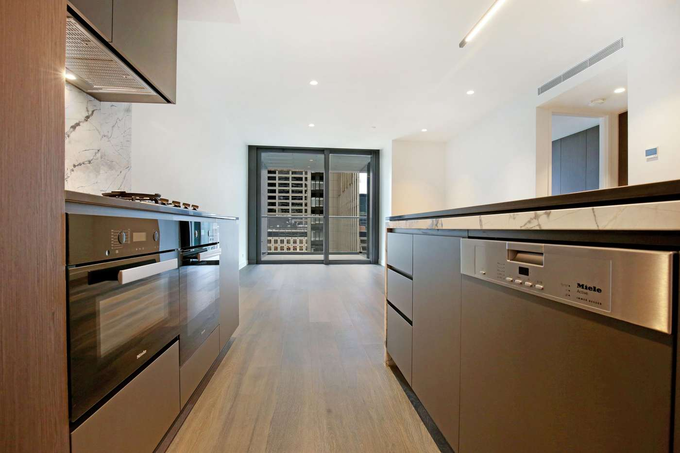 Sixth view of Homely apartment listing, 2304/433 Collins Street, Melbourne VIC 3000