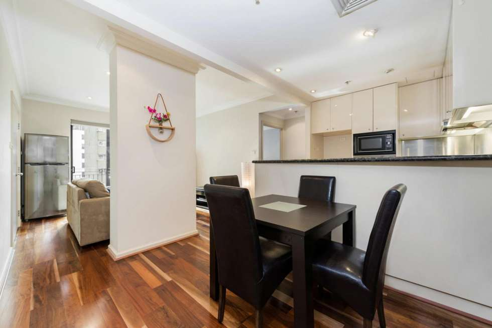 Second view of Homely apartment listing, 808/265 Exhibition Street, Melbourne VIC 3000