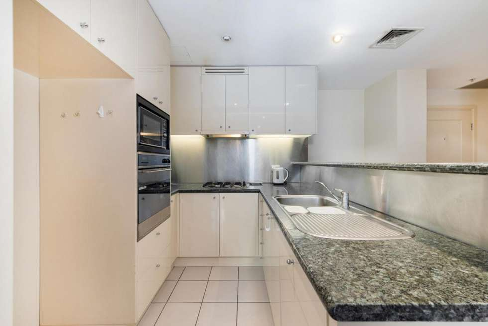 Third view of Homely apartment listing, 808/265 Exhibition Street, Melbourne VIC 3000