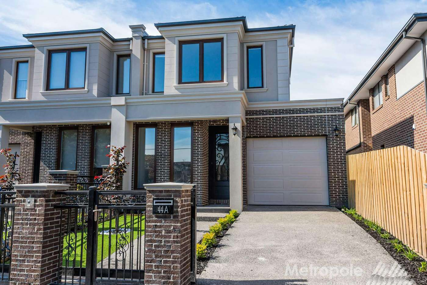 Main view of Homely townhouse listing, 44A Wavell Street, Bentleigh VIC 3204