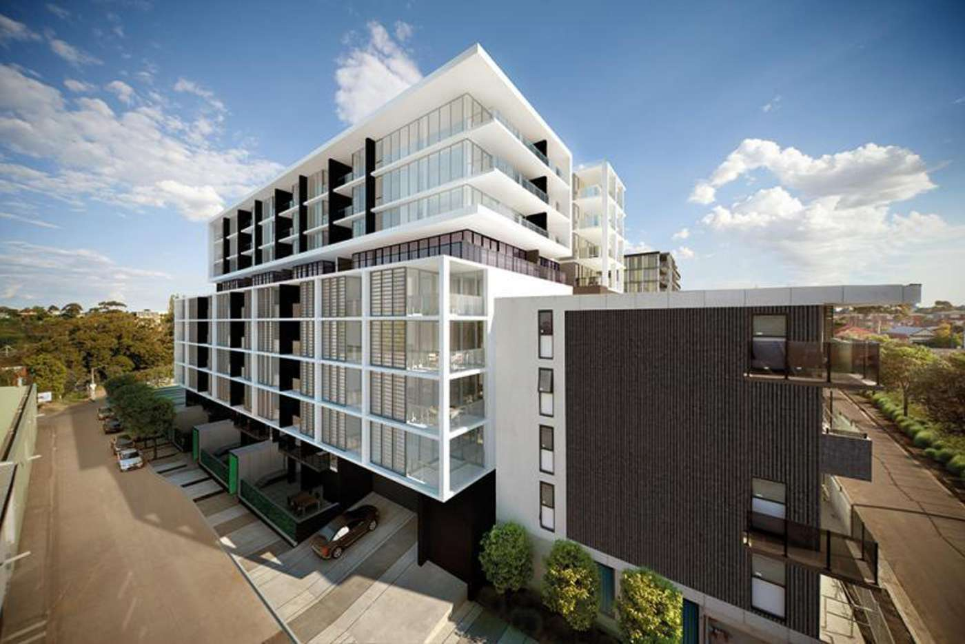 Main view of Homely unit listing, A615/609 Victoria Street, Abbotsford VIC 3067