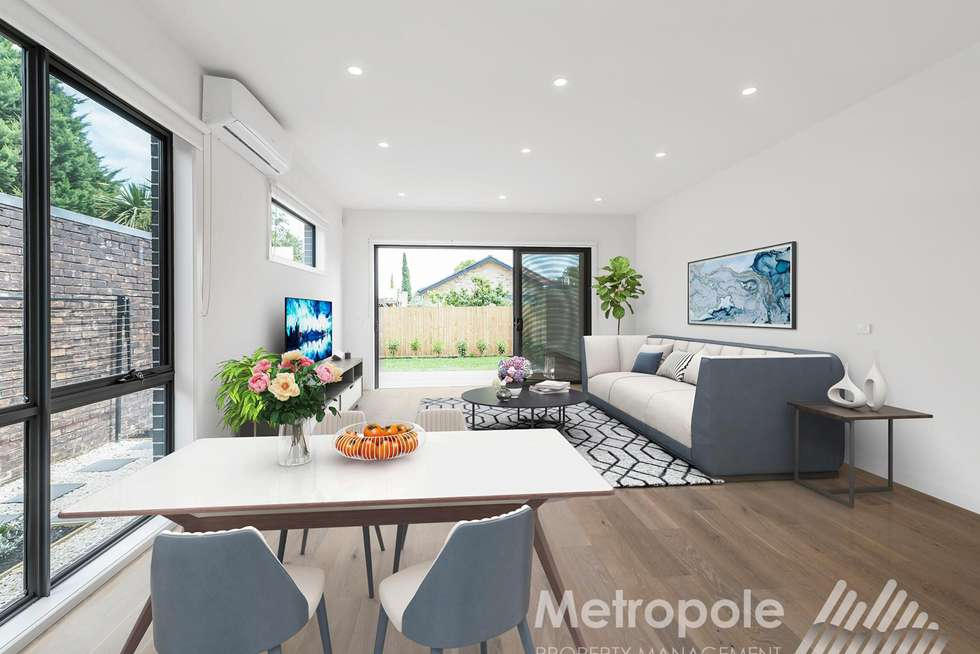 Third view of Homely townhouse listing, 35B Thompson Street, Ormond VIC 3204
