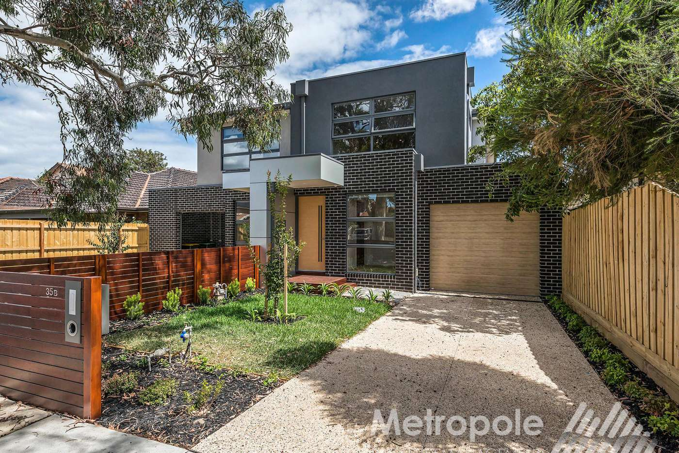 Seventh view of Homely townhouse listing, 35B Thompson Street, Ormond VIC 3204
