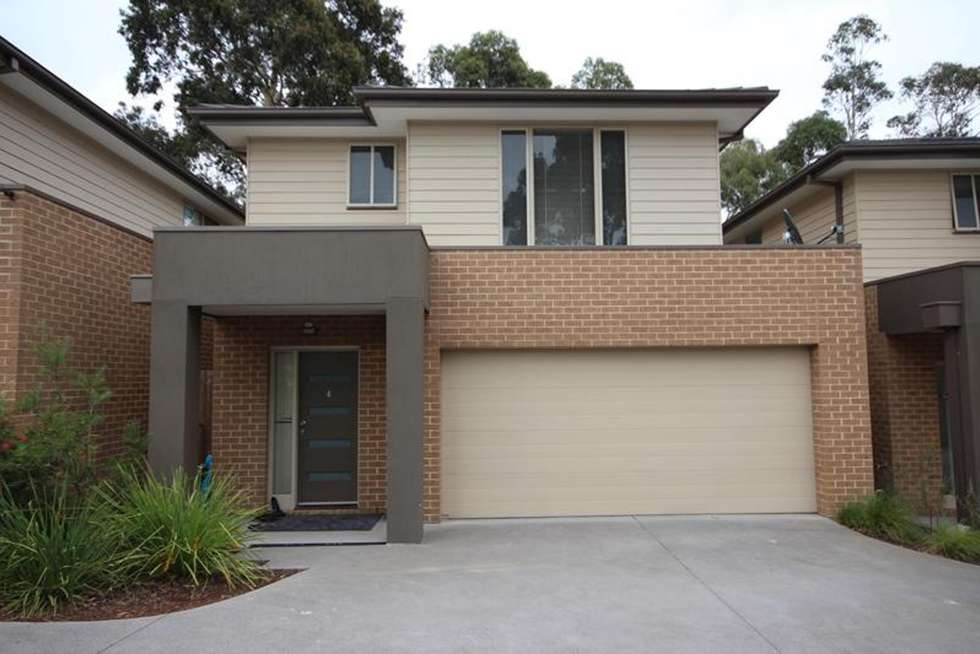 Third view of Homely townhouse listing, 4 Autumn Way, Kilsyth VIC 3137