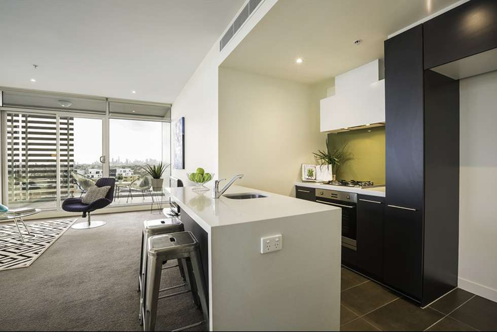 Third view of Homely apartment listing, 601/793 Burke Road, Hawthorn East VIC 3123