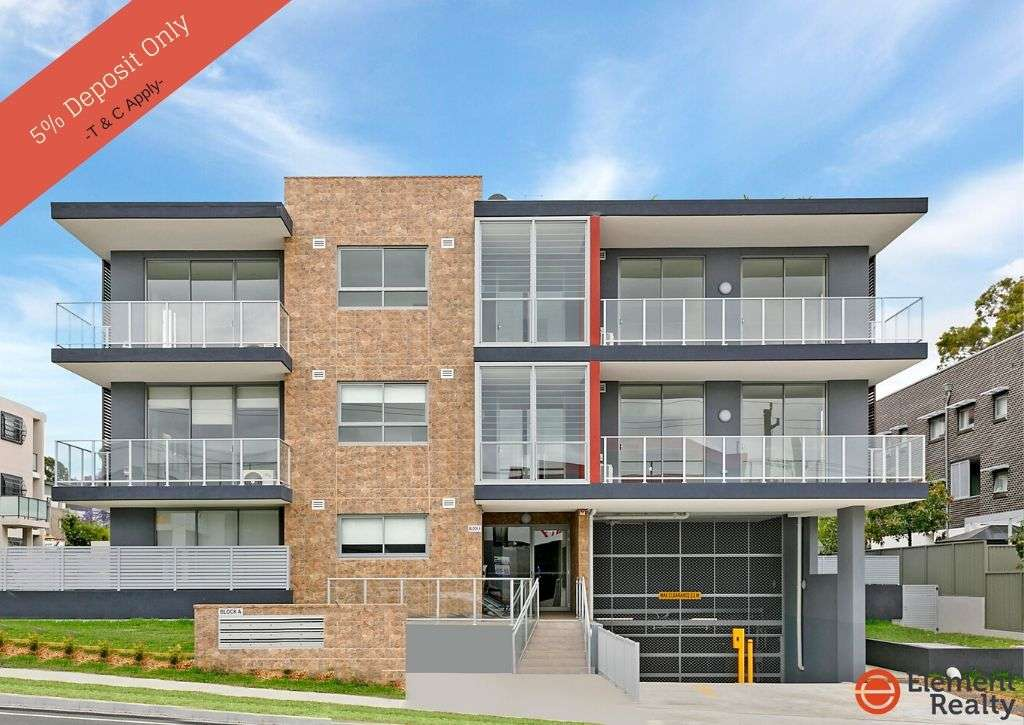 Main view of Homely apartment listing, A03/14-16 Burbang Crescent, Rydalmere, NSW 2116