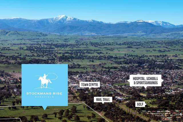 LOT 21 Stockmans Rise, Mansfield VIC 3722