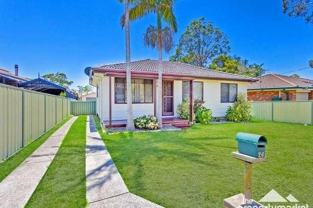 26 Warrina Avenue, Summerland Point NSW 2259