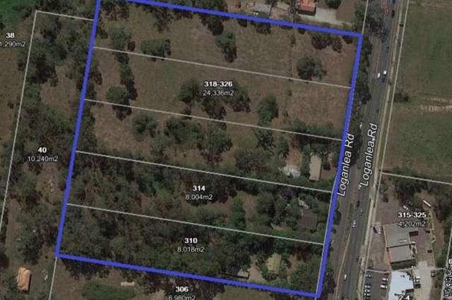 310-326 Loganlea Road, Meadowbrook QLD 4131