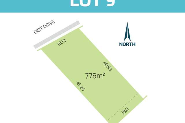LOT 9 Giot Drive, Wendouree VIC 3355
