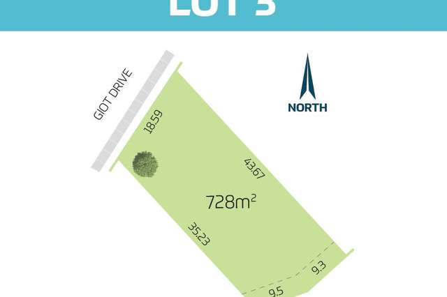 LOT 3 Giot Drive, Wendouree VIC 3355