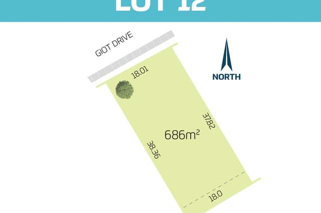 LOT 12 Giot Drive, Wendouree VIC 3355