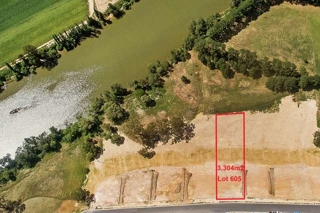 LOT 605 Cleary Drive, Pitt Town NSW 2756