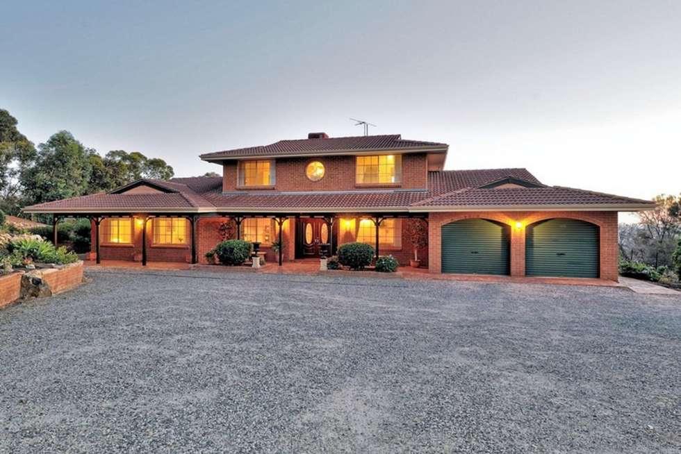 Third view of Homely acreageSemiRural listing, 6 Tarbenian Way, Brigadoon WA 6069
