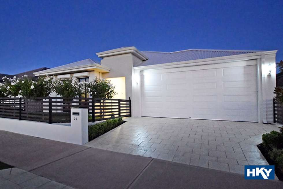 Second view of Homely house listing, 22 Albillo Parade, Caversham WA 6055