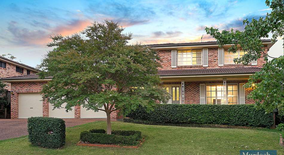 3 Stringybark Place, Castle Hill NSW 2154