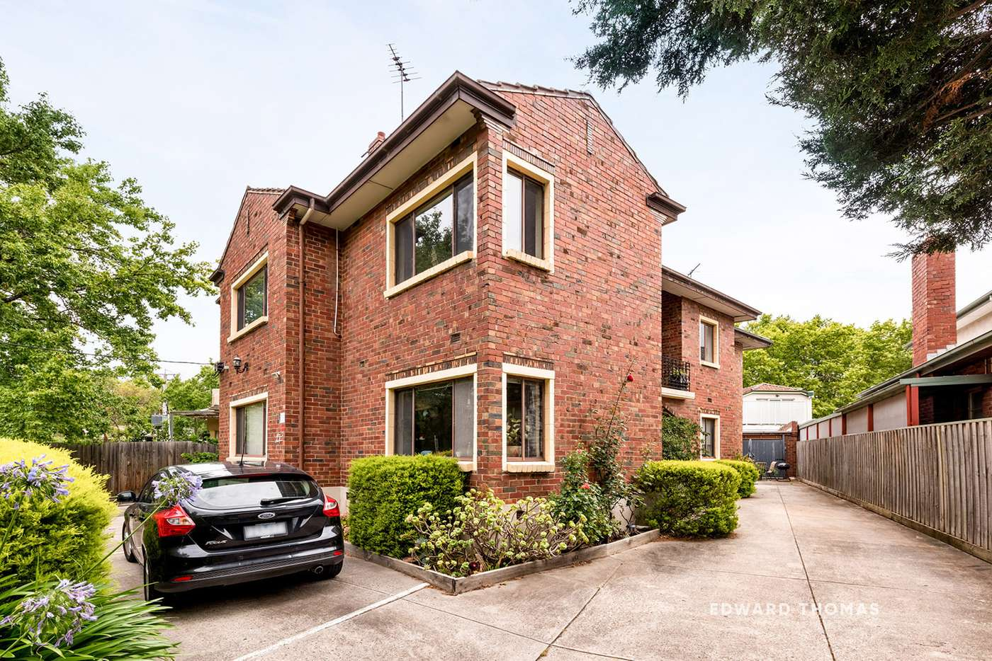 Main view of Homely apartment listing, 4/27 Delhi Court, Travancore VIC 3032