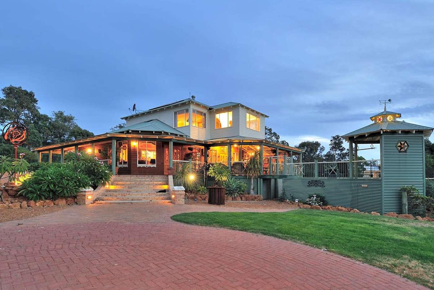 Main view of Homely acreageSemiRural listing, 22 Basuto Rise, Brigadoon WA 6069
