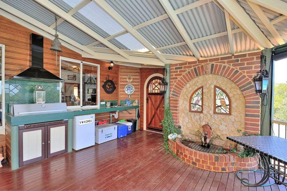 Third view of Homely acreageSemiRural listing, 22 Basuto Rise, Brigadoon WA 6069