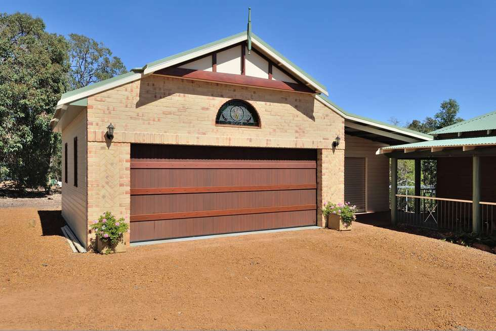 Fifth view of Homely acreageSemiRural listing, 22 Basuto Rise, Brigadoon WA 6069