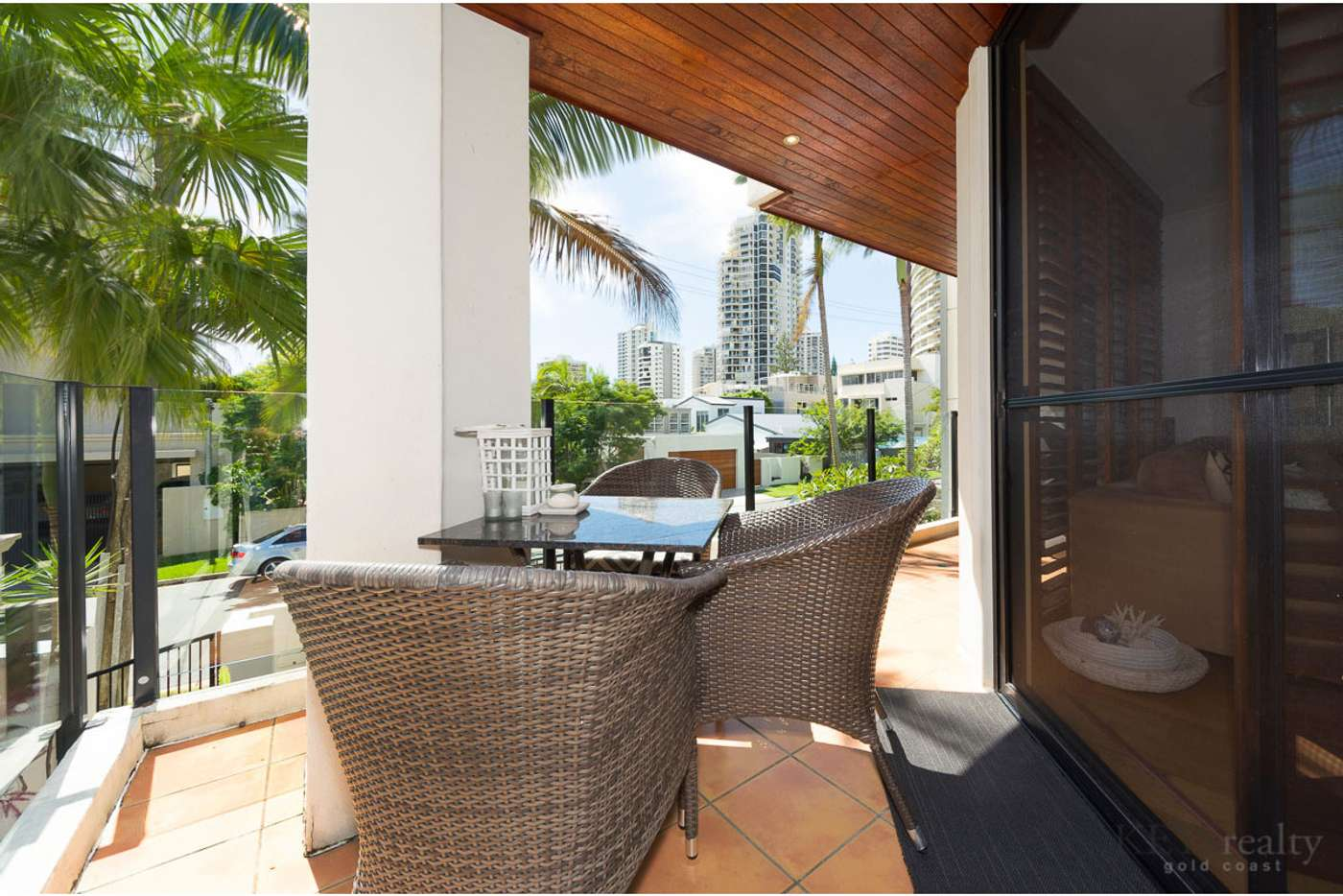 Sixth view of Homely villa listing, 26B Lennie Avenue, Main Beach QLD 4217