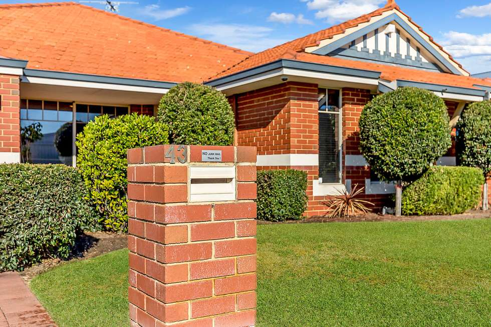 Fourth view of Homely house listing, 43 Pensacola Avenue, Caversham WA 6055