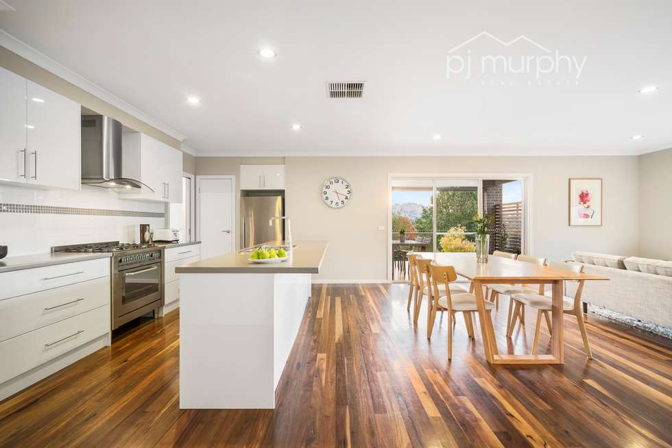 Third view of Homely house listing, 5 Ahern Court, Wodonga VIC 3690