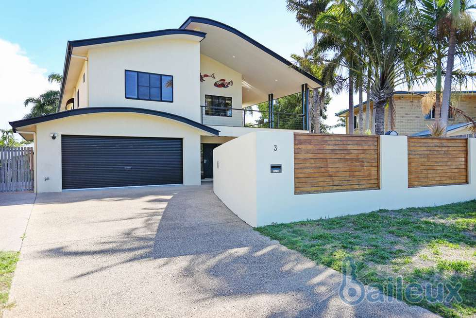 Second view of Homely house listing, 3 Trochus Court, Shoal Point QLD 4750