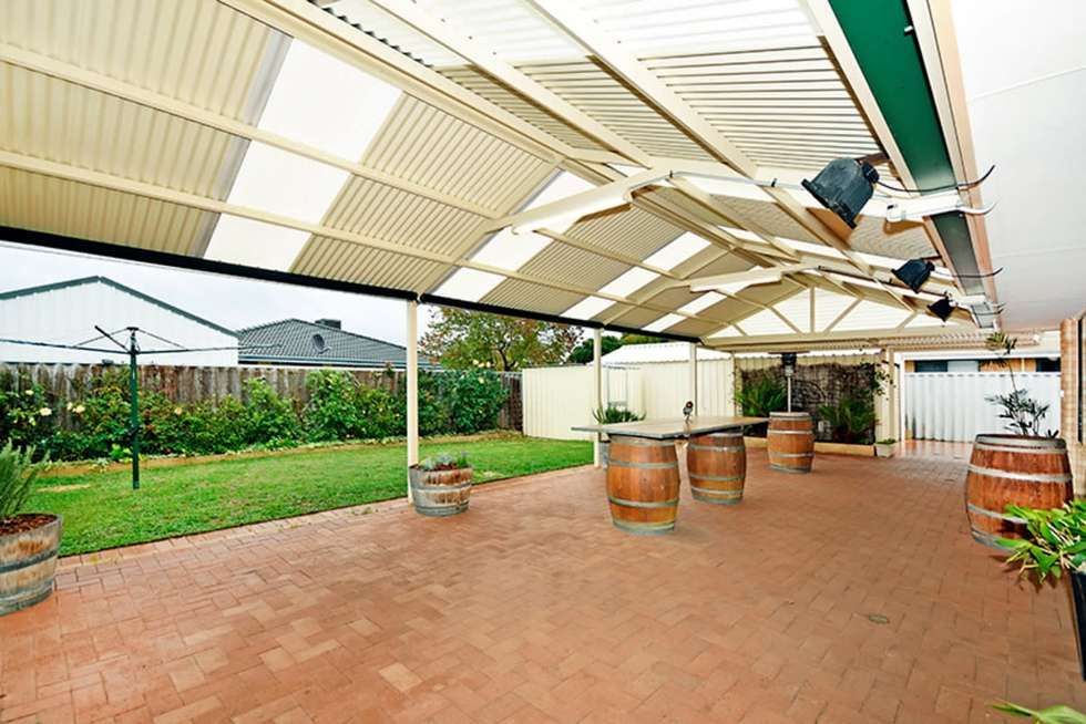 Fourth view of Homely house listing, 12 Tuscany Place, Caversham WA 6055