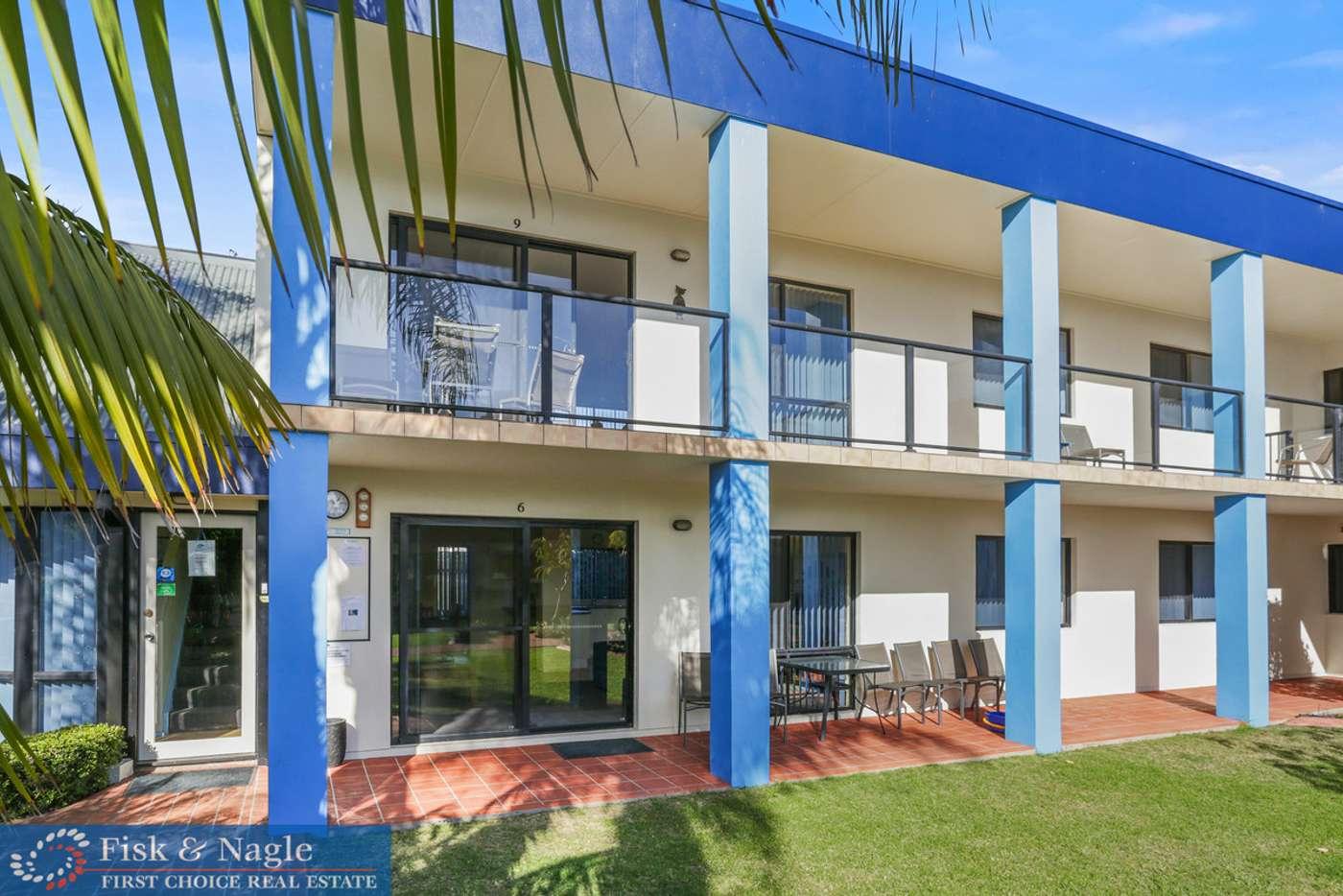 Main view of Homely unit listing, 6/20 Elizabeth Street, Merimbula NSW 2548