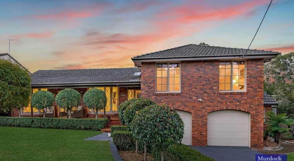46 Cambewarra Avenue, Castle Hill NSW 2154