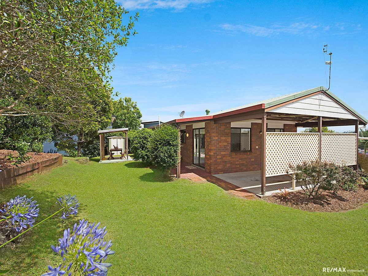 Main view of Homely house listing, 22 Teak Street, Maleny, QLD 4552