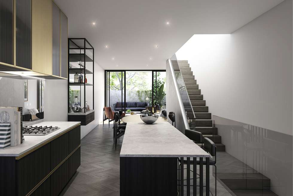 Second view of Homely townhouse listing, 47 Lansdowne Road, St Kilda East VIC 3183
