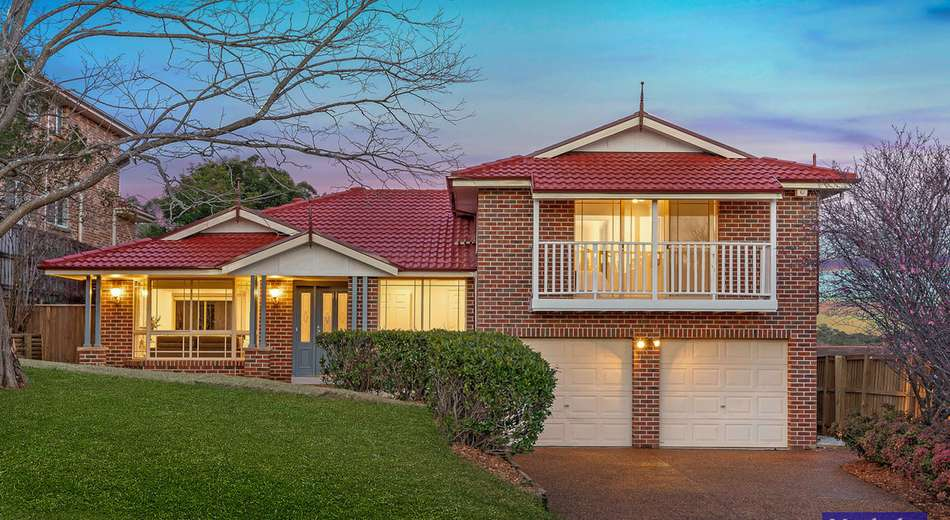 10 Carina Place, Castle Hill NSW 2154