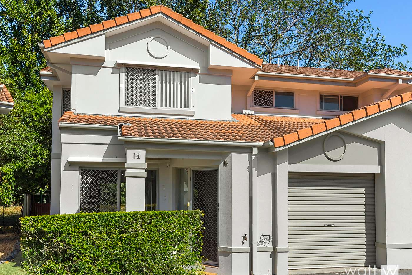 Main view of Homely townhouse listing, 14/11 Glin Avenue, Newmarket QLD 4051
