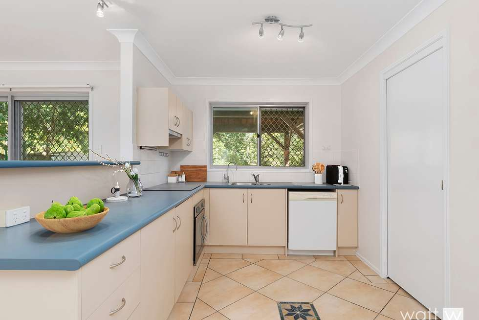 Second view of Homely townhouse listing, 14/11 Glin Avenue, Newmarket QLD 4051