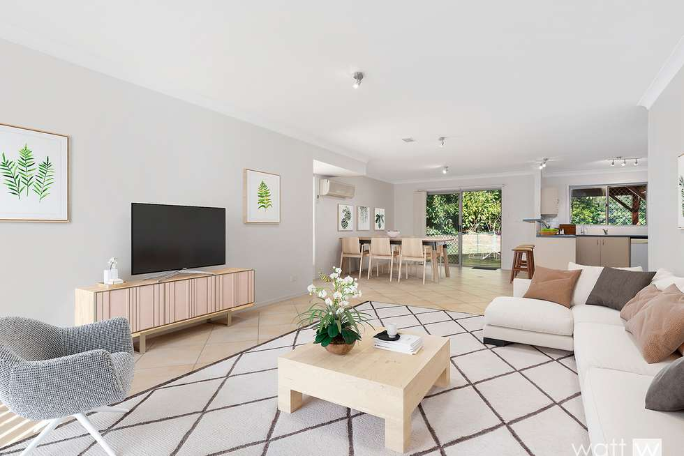 Third view of Homely townhouse listing, 14/11 Glin Avenue, Newmarket QLD 4051