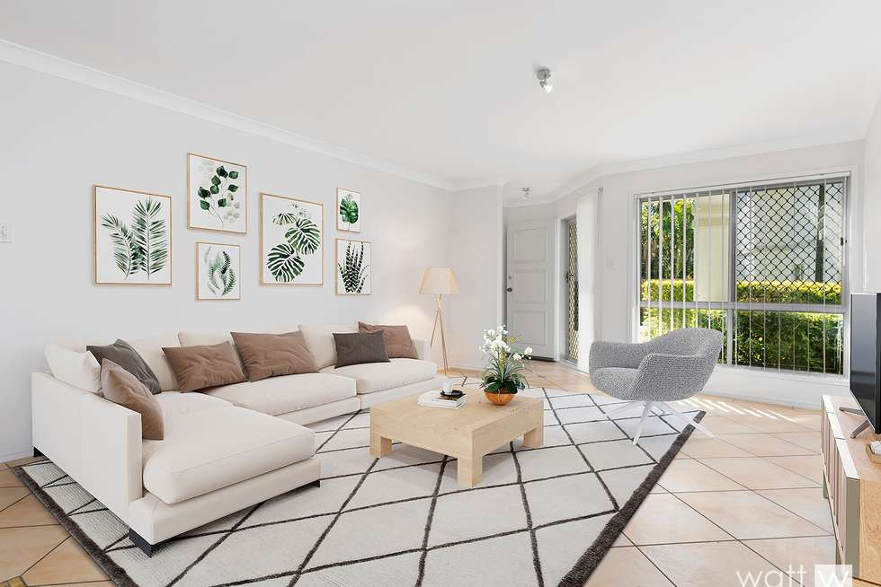 Fourth view of Homely townhouse listing, 14/11 Glin Avenue, Newmarket QLD 4051