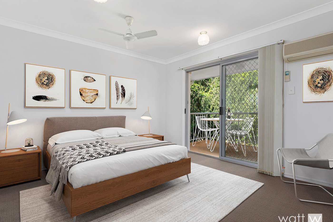 Sixth view of Homely townhouse listing, 14/11 Glin Avenue, Newmarket QLD 4051