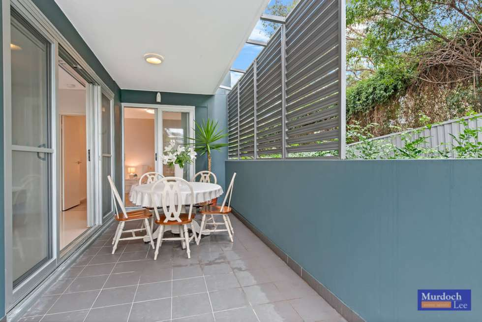 Third view of Homely apartment listing, 3/127-129 Jersey Street North, Asquith NSW 2077