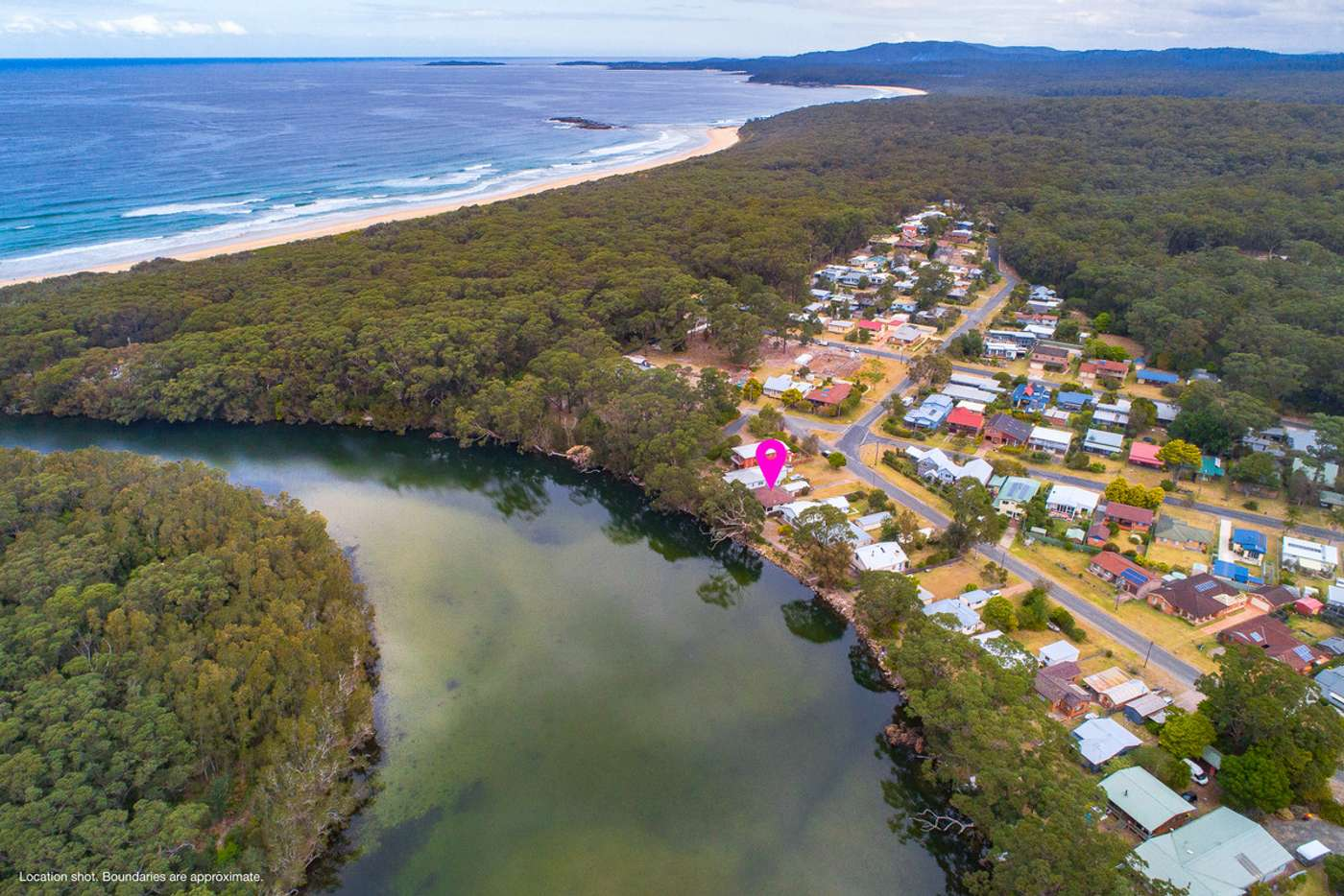 Fifth view of Homely house listing, 28 Centre Street, Lake Tabourie NSW 2539