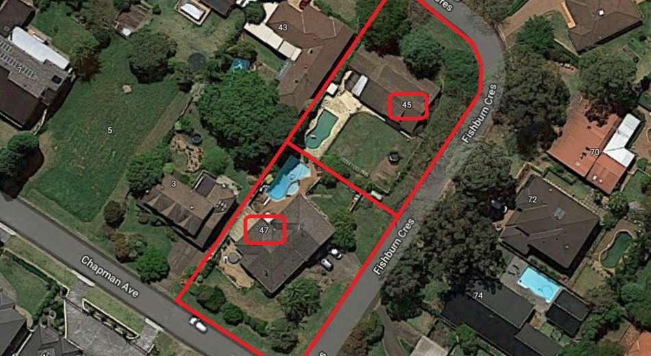 45-47 Fishburn Crescent, Castle Hill NSW 2154