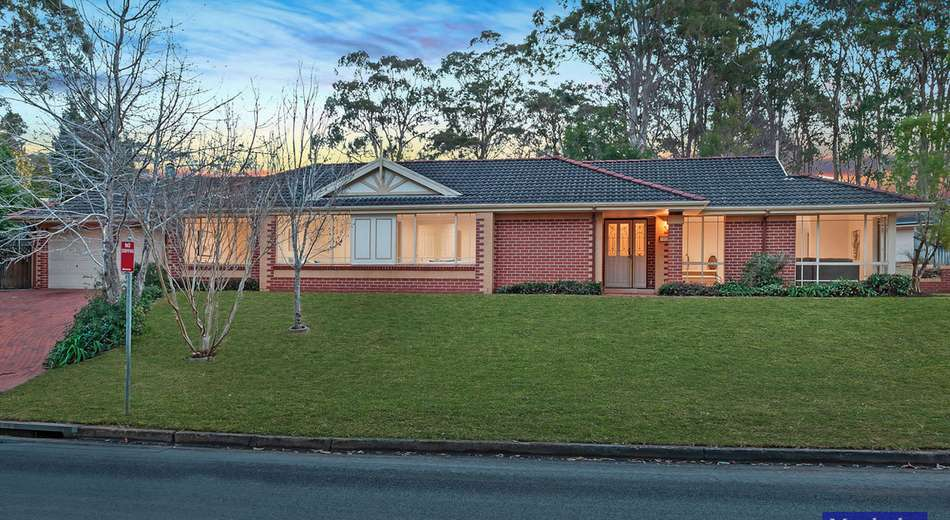 2 Somerset Way, Castle Hill NSW 2154