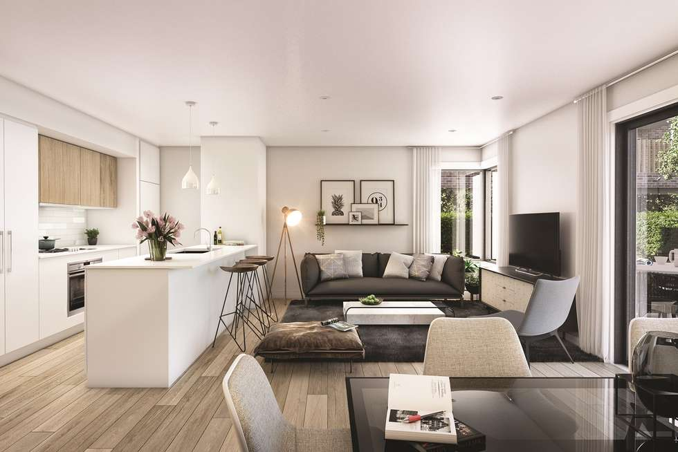 Second view of Homely apartment listing, The Foundry 300 Brunker Road, Adamstown NSW 2289