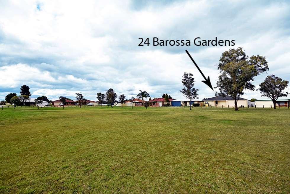 Second view of Homely house listing, 24 Barossa Gardens, Caversham WA 6055
