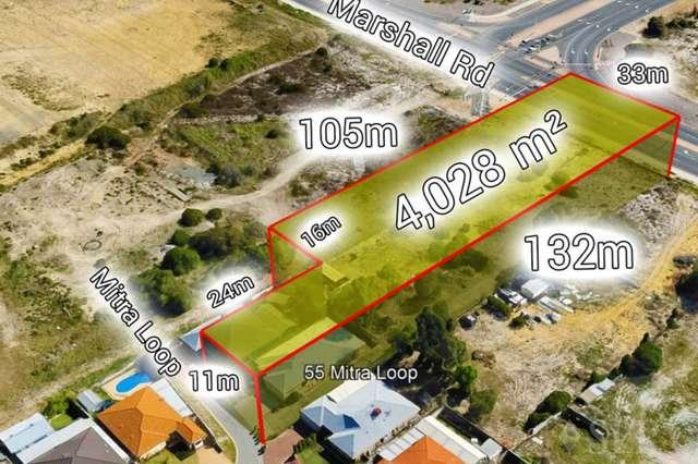 55 Mitra Loop, Bennett Springs WA 6063